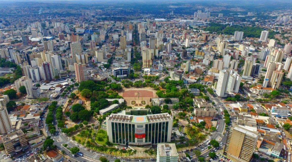 Goiânia: Capital Verde do Brasil - Prefeitura de Goiânia