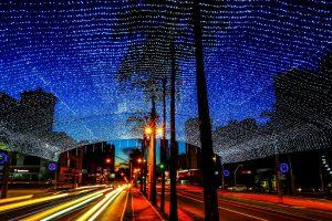 Luzes de Natal - Praça Tamandaré