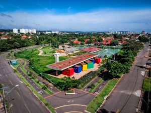 Parque Municipal Odilon Soares