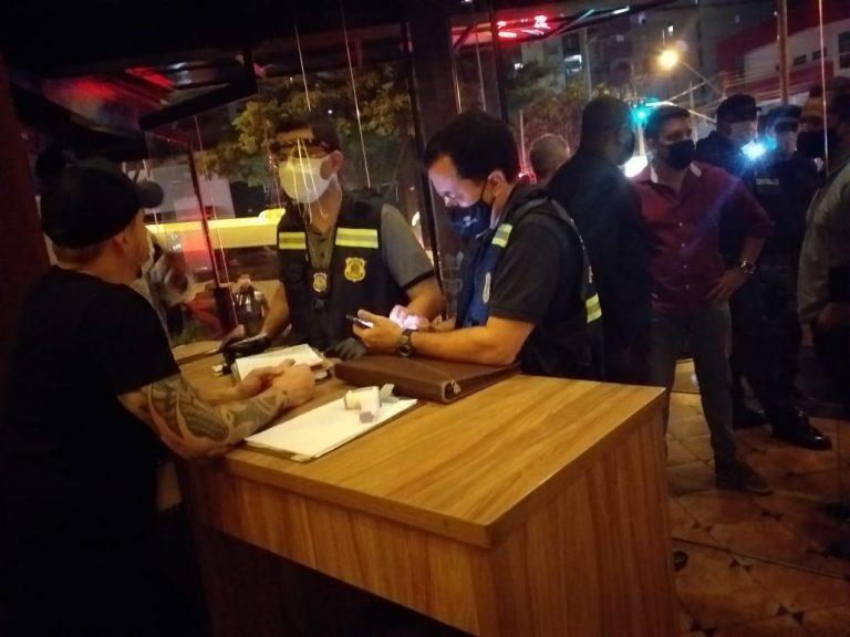 Central de Fiscalização Covid-19 interdita boates e bares da capital |  Coronavírus | Prefeitura de Goiânia