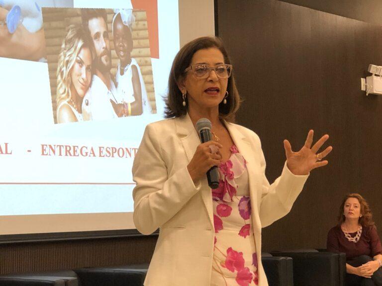 Juiza Maria Socorro de Sousa Afonso da Silva, 1º Juizado da Infância e da Juventude (TJGO) - antes da pandemia