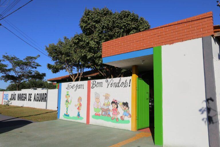 Comunidade da região Norte de Goiânia recebe 80 vagas na eduação infantil | Foto: Jackson Rodrigues