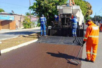 Foto: Divulgação/ Seinfra